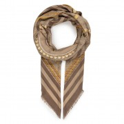 Шал GUESS - Candace Scarves AW8436 MOD03 BRM