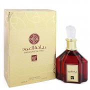 Rihanah Rayaanat Al Oud Eau De Parfum Spray (Unisex) 3.4 oz / 100.55 mL Men's Fragrances 545931