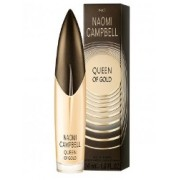 """Naomi Campbell - Queen of Gold edt női - 30 ml"""