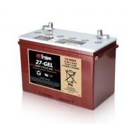 Batería para buggie de golf 12V 91Ah Trojan 27-GEL