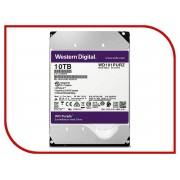 Жесткий диск 10Tb - Western Digital WD Purple WD101PURZ