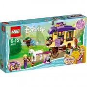 Disney - Rapunzel's caravan