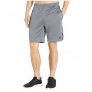 Reebok Workout Ready Commercial Knit Shorts Cold Grey 6