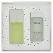Issey Miyake L'eau D'issey Eau De Toilette Spray 2.5 oz / 75 mL + Shower Gel 2.5 oz / 75 mL Gift Set Fragrances 457328