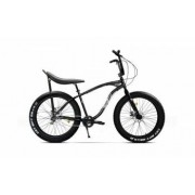 Bicicleta Pegas Cutezator EV banana 7 viteze Negru Stelar