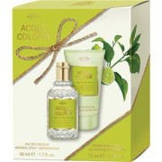 4711 Acqua Colonia Perfumes unisex Lime & Nutmeg Set de regalo Eau de Cologne Spray 50 ml + Aroma Shower Gel 75 ml 1 Stk.