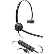 Plantronics EncorePro HW545 USB Wired Mono Headset - Over-the-head - Supra-aural
