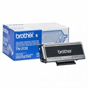 Brother Tn3130 Bk Svart Laser Toner, Original