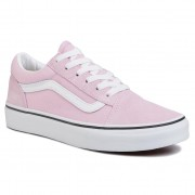 Гуменки VANS - Old Skool VN0A4UHZV3M1 Lilac Snow/True White