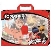 Miraculous Ladybug 4 Set 18/25/35/48 Piece Jigsaw Puzzle Box Kids Toy Fun Play Child + 1 Free Gift Giraffe Bookmark