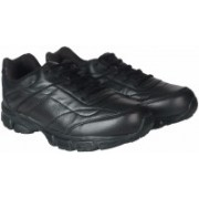 Unistar ST-01-R Running Shoes For Men(Black)