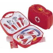 Set de joaca doctor Klein Red Middle Doctor Case