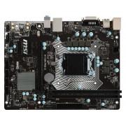 MSI Gaming H110M Pro-D Moederbord Socket Intel® 1151 Vormfactor Micro-ATX Moederbord chipset Intel® H110
