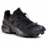 Обувки SALOMON - Speedcross 5 Gtx W GORE-TEX 407954 25 V0 Black/Black/Phantom