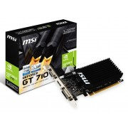 MSI GT710 1024MB DDR3 64-Bit Low Profile
