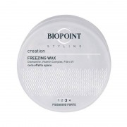 Biopoint Personal Biopoint Styling Creation Freezing Wax 100 ml cera cera effetto opaco