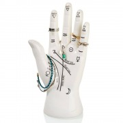 Bitten Hand Sieradenhouder - Hand Lezen - Bitten