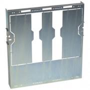 XL3 4000 készülék rögzítő lap DPX 250/630+dif. kihúzható/kikocsizható