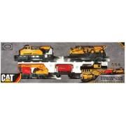 Vlak na baterije CAT Diesel Express