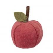 Bloomingville - Apfel Buchstütze / Türstopper, rot