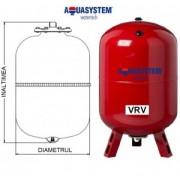 Vas de expansiune VRV 250 litri pentru incalzire