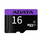 Memoria Micro SD 16GB Adata AUSDH16GUICL10-RA1 Premier Clase 10
