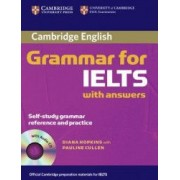 Cambridge Grammar for IELTS with answers With CD
