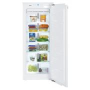 Congelator Liebherr IGN 2756, incorporabil, A++, 157 litri, 6 sertare, no frost, alb