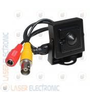 Mini Micro Telecamera AHD Pinhole 2.0 Megapixel Full HD 1080p