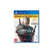 Game - The Witcher III Wild Hunt: Edição Completa - PS4