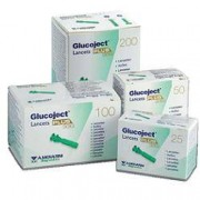 A.MENARINI DIAGNOSTICS Glucoject Lancets Plus G33 50p