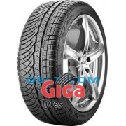 Michelin Pilot Alpin PA4 ZP ( 245/45 R18 100V XL *, MOE, with rim protection ridge (FSL), runflat )