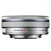 Olympus M.Zuiko Digital 14-42/3,5-5,6 EZ ED MSC silver (för Micro 4/3)