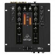 Behringer NOX101 2 canales Battle DJ Mixer