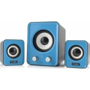 Boxe Audio Logic LS-20 2.1 Blue