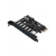 Adaptor PCI-Express Orico PVU3-7U 7 Port USB 3.0