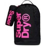 Superdry Academy Freshman ryggsäck och pennfodral