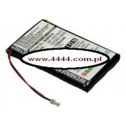 Bateria Garmin iQue M3 1250mAh 4.6Wh Li-Polymer 3.7V