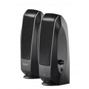 Logitech S-120 - Högtalare - för persondator - 2.3 Watt (Total)