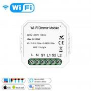 WiFi Модул димируем DIY за традиционни ключове за осветление