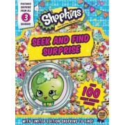 Shopkins Seek and Find Surprise by Little Bee Books