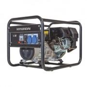 HY3100 Hyundai Generator de curent electric , putere maxima 2.5 kW , motor Hyundai , 230 V