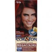 Coloração Cor & Ton Mega Colors 6.646 Vermelho Ceraja