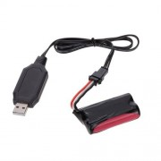 Subotech 7.4v 650mah Li-Lon Battery With Usb Charger