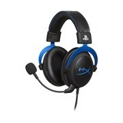 HyperX Cloud Wired Over-the-head Stereo Headset - Blue