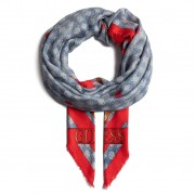 Кърпа GUESS - Brightside (BY) Scarves AW8473 VIS03 DMU