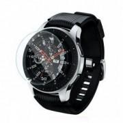 Set 3 folii din sticla securizata pentru Samsung Galaxy Watch 46mm Gear S3 Classic / Frontier transparent