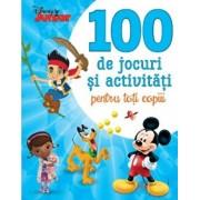 Disney Junior. 100 de jocuri si activitati pentru toti copiii/***