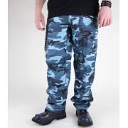 MIL-TEC férfi nadrág - US Ranger Hose - BDU Skyblue - 11810023
