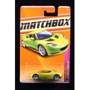 Lotus Evora 08 * Green * Sports Cars Series (#8 Of 13) Matchbox 2011 Basic Die Cast Vehicle (#8 Of 100)